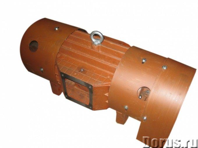 Насос вакуумный КО-510 - Запчасти и аксессуары - РусПромДеталь продает насос КО-510 вакуумный пласти..., фото 1