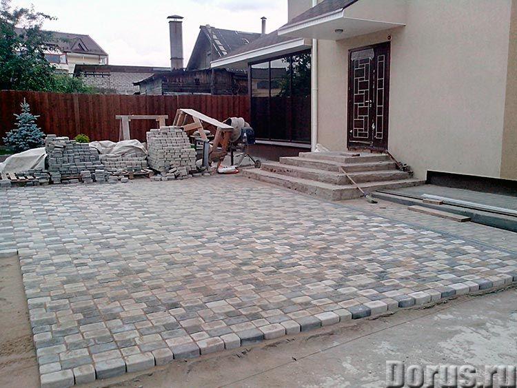 Сделаем бетонную отмостку для Вашего дома в Пензе правильно - Строительные услуги - Именно правильно..., фото 2