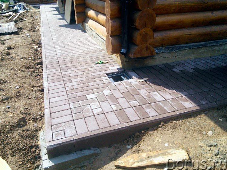 Сделаем бетонную отмостку для Вашего дома в Пензе правильно - Строительные услуги - Именно правильно..., фото 3