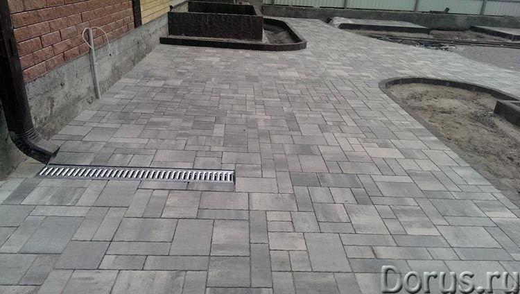 Сделаем бетонную отмостку для Вашего дома в Пензе правильно - Строительные услуги - Именно правильно..., фото 4