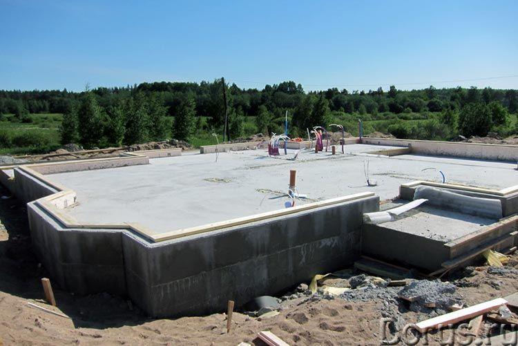 Строительство фундамента в Пензе профессионально, качественно - Строительные услуги - Если у Вас ест..., фото 2
