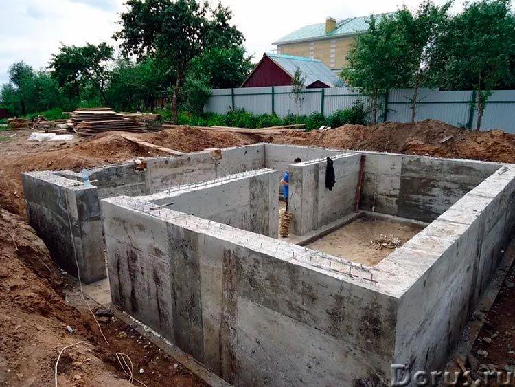 Строительство фундамента в Пензе профессионально, качественно - Строительные услуги - Если у Вас ест..., фото 3