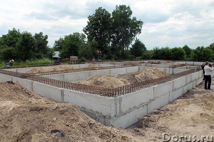 Строительство фундамента в Пензе профессионально, качественно - Строительные услуги - Если у Вас ест..., фото 4