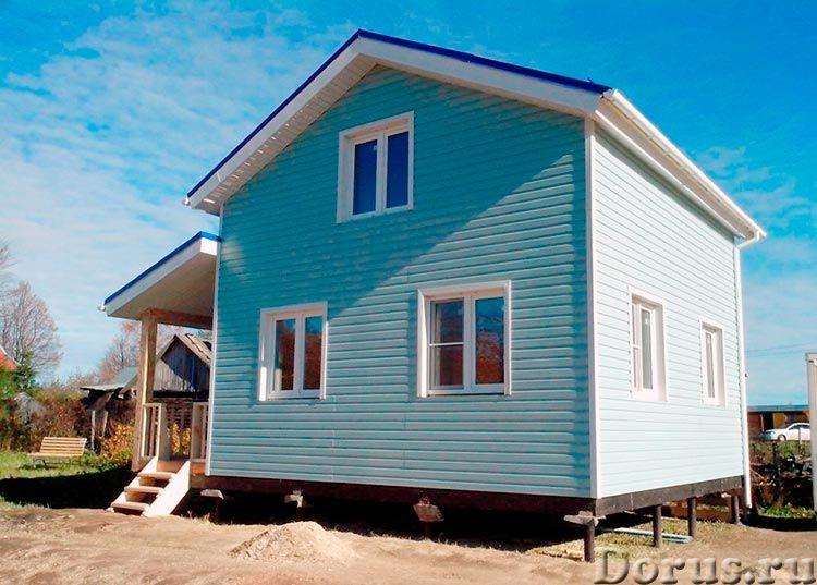 Шведские дома каркасные строим в Пензе - Строительные услуги - Шведские каркасные дома в Пензе строи..., фото 1