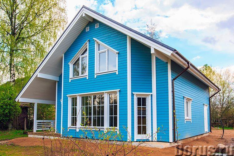 Шведские дома каркасные строим в Пензе - Строительные услуги - Шведские каркасные дома в Пензе строи..., фото 3