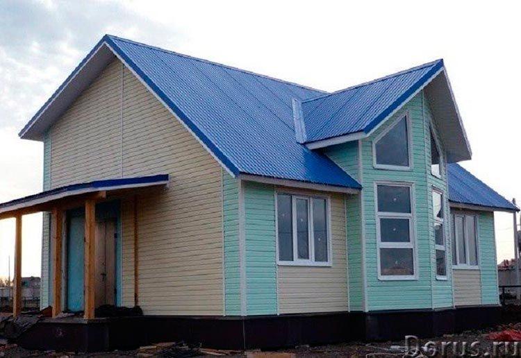 Шведские дома каркасные строим в Пензе - Строительные услуги - Шведские каркасные дома в Пензе строи..., фото 4