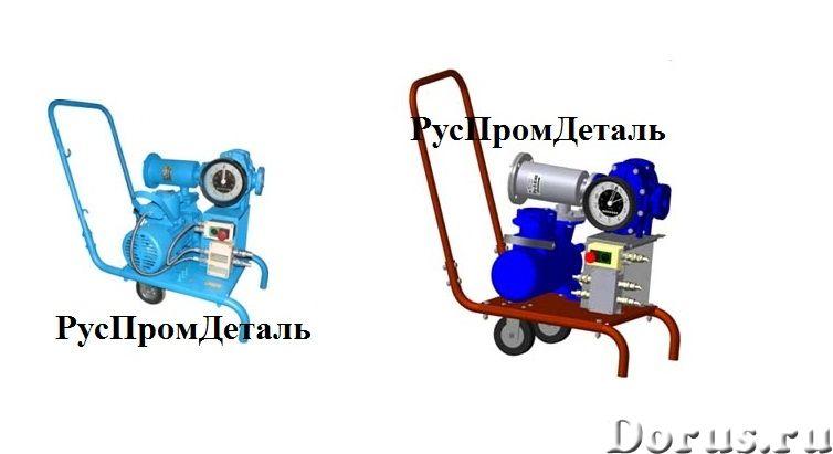 Установки УПН-40, УПН-65 для перекачки топлива - Промышленное оборудование - Установки для перекачив..., фото 1