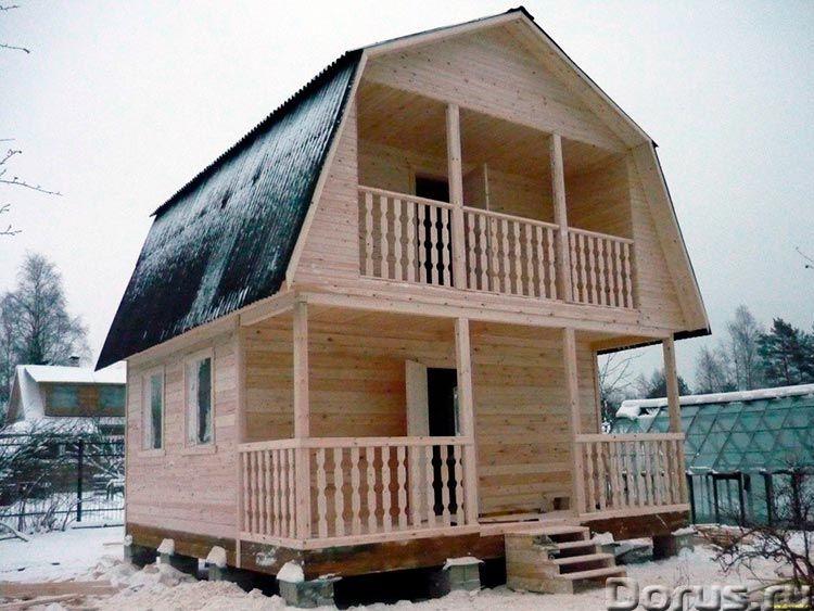 Строительство каркасного домика 5х6 на даче в Пензе - Строительные услуги - Домик дачный каркасный у..., фото 2