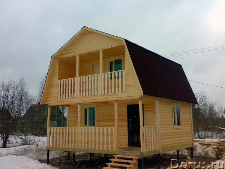 Строительство каркасного домика 5х6 на даче в Пензе - Строительные услуги - Домик дачный каркасный у..., фото 3