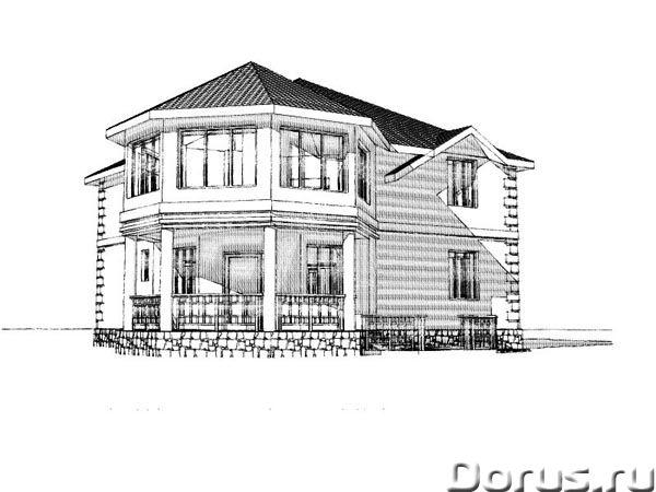 Проектирование домов, коттеджей в Пензе - Дизайн и архитектура - Быстро, качественно, дёшево разрабо..., фото 1